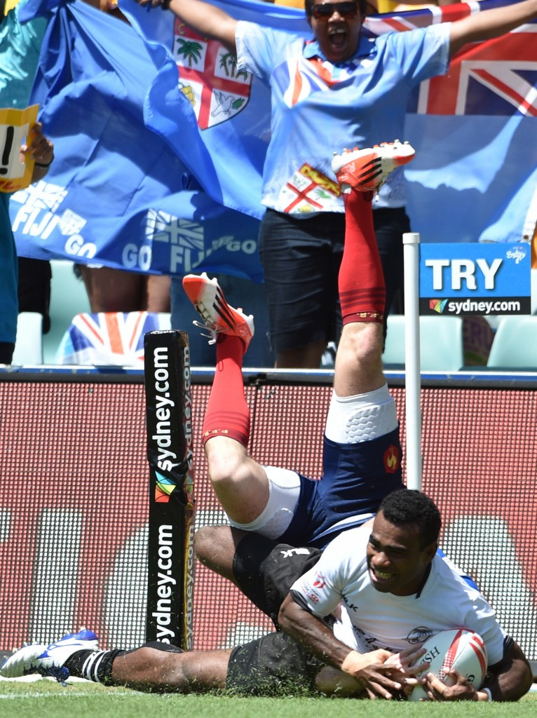 Fiji will be aiming for a Rio 2016 medal in rugby sevens