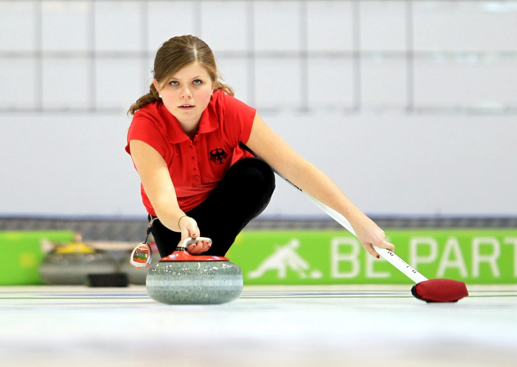 Curlers set for action at Lillehammer 2016