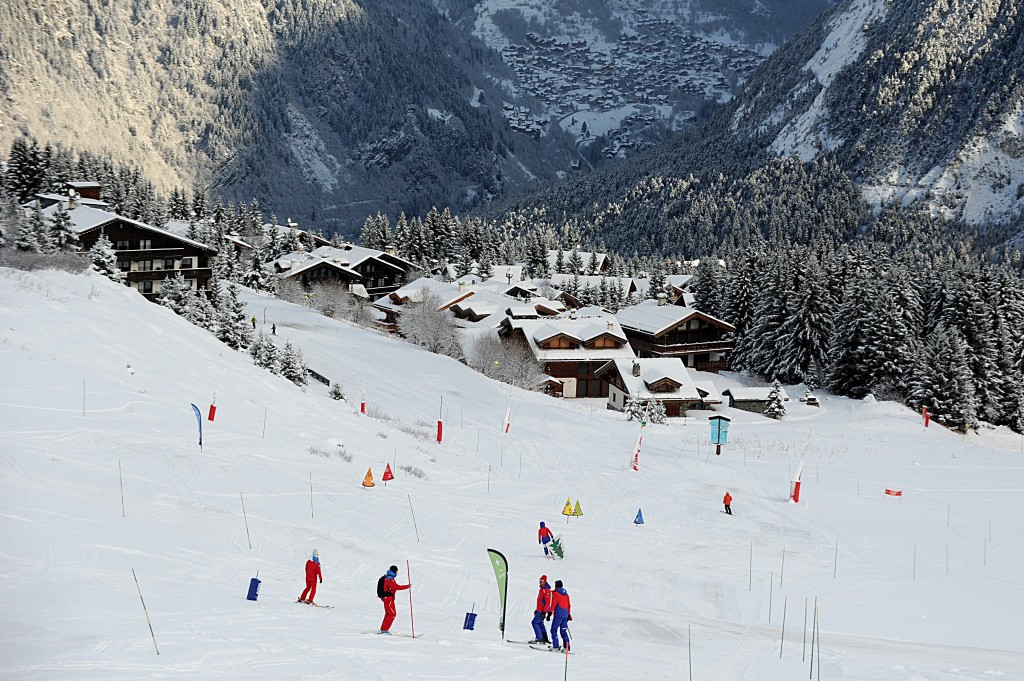 Courchevel would also host events at the 2023 World Championships if the French bid is successful ©Getty Images