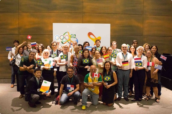Rio 2016 launch global education project