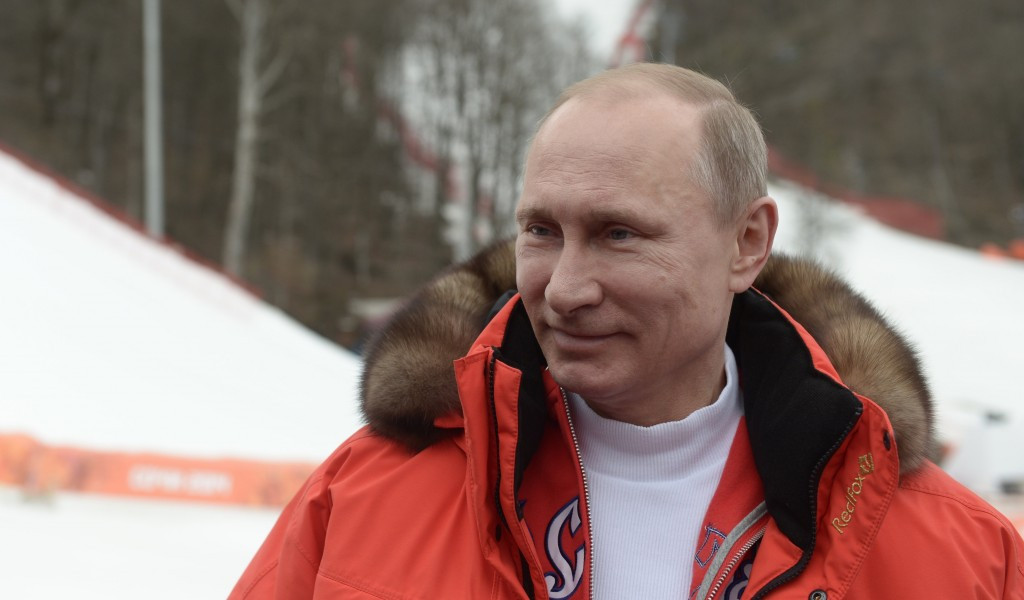 Russian President Vladimir Putin has claimed the Sochi 2014 facilities will be used for many years on ©Getty Images