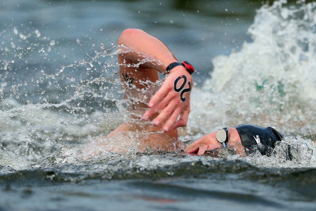 Meyer and Bruni enjoy winning starts to FINA Marathon Swimming World Cup season