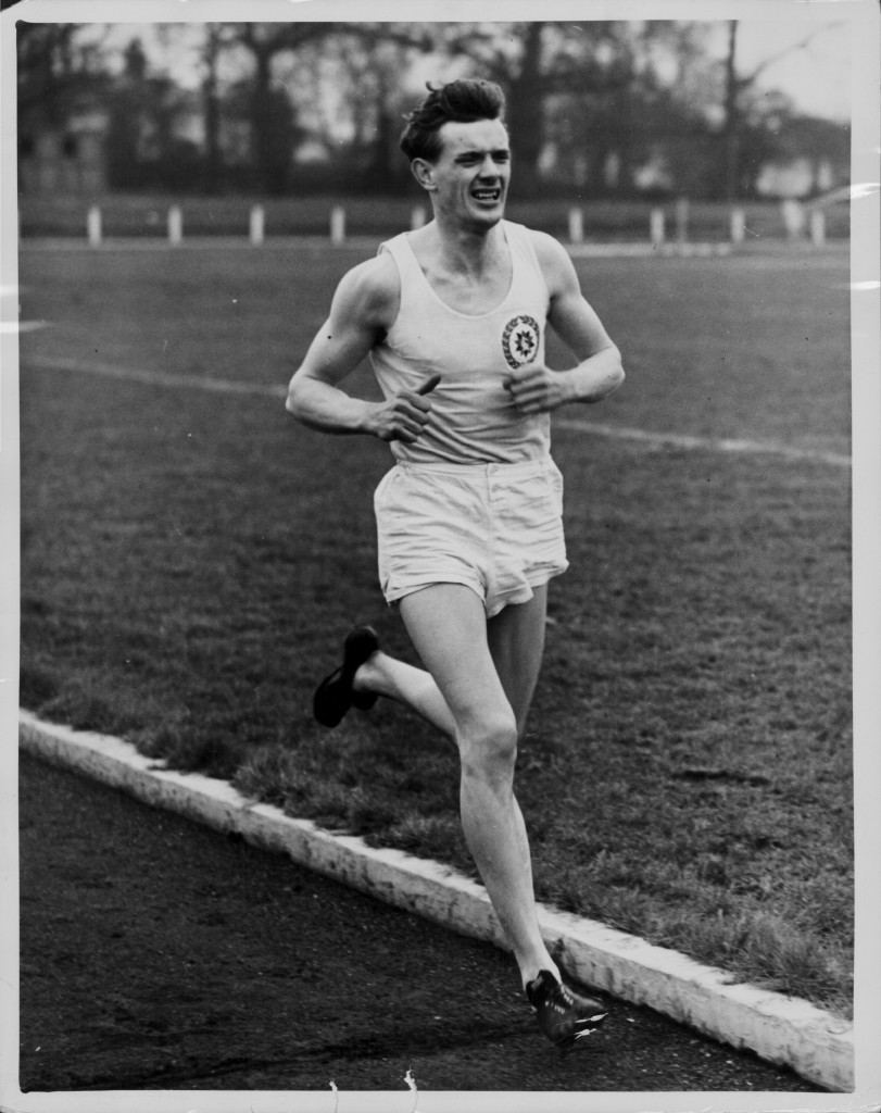 John Disley, the pioneer of the London Marathon and an Olympic bronze medallist, has died ©Getty Images