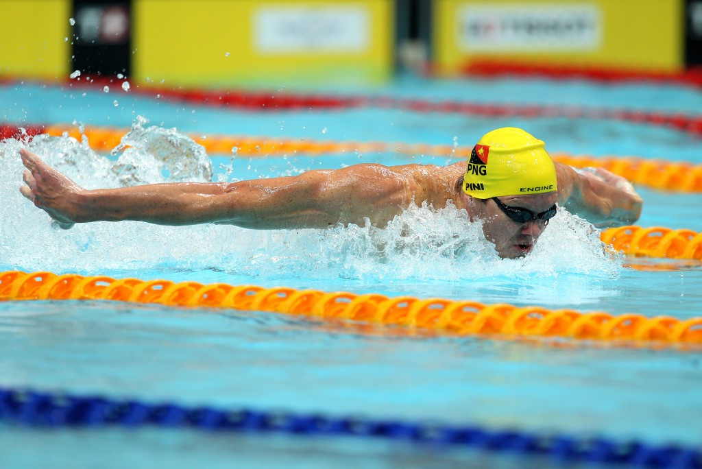 Swimming tickets for 2015 Pacific Games sold out