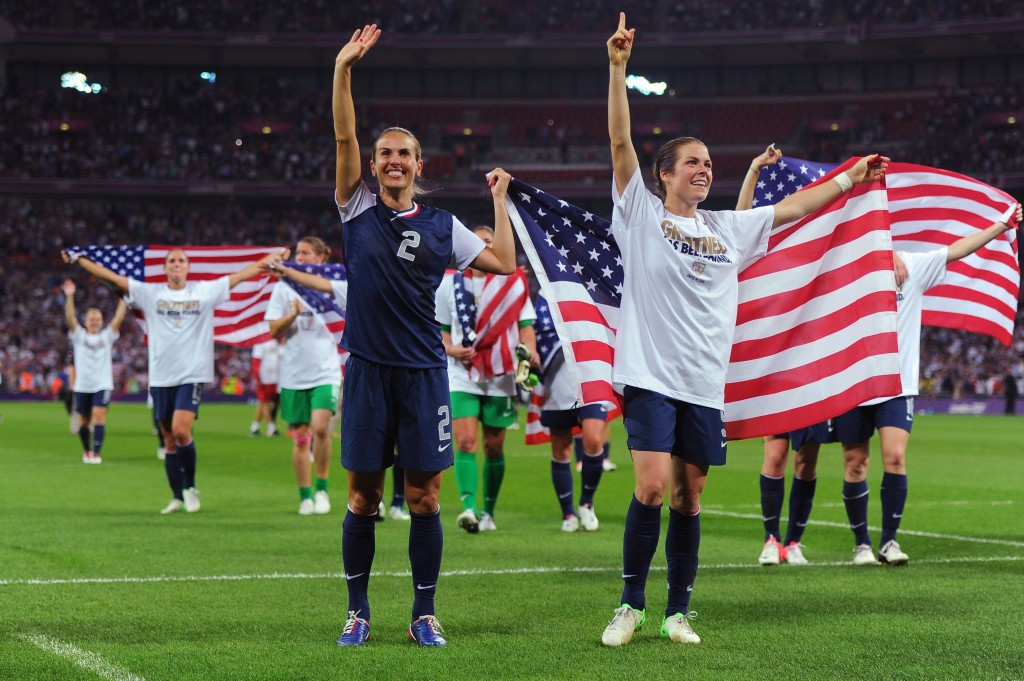 Olympic champions United States poised for Rio 2016 qualifier on home soil