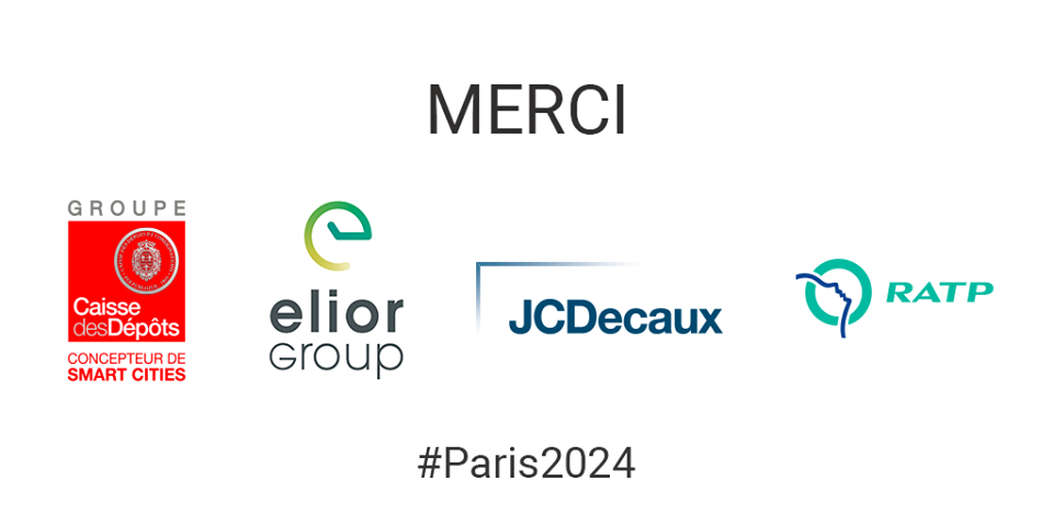 Paris 2024 receive €8 million boost as four more sponsors join campaign
