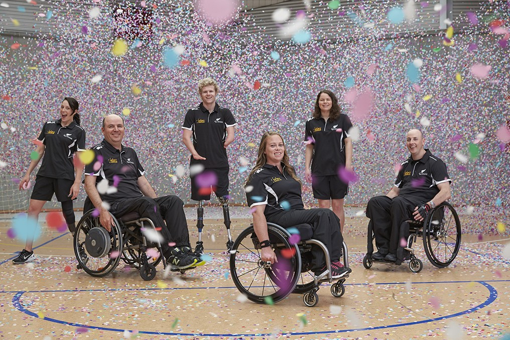 Cadbury to donate $200,000 in show of support for Paralympics New Zealand on road to Rio 2016
