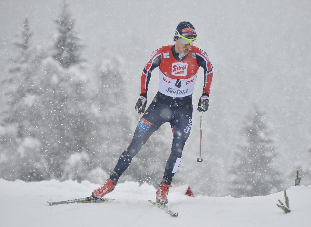 Double Olympic champion Graabak wins Nordic Combined World Cup leg in Trondheim