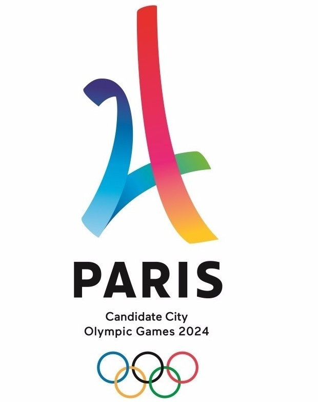 Paris 2024 unveil Eiffel Tower-inspired Olympic and Paralympic Games bid logo