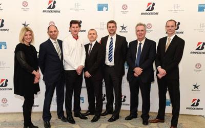 Bridgestone's UK division has partnered with three European Tour competitions ©Bridgestone