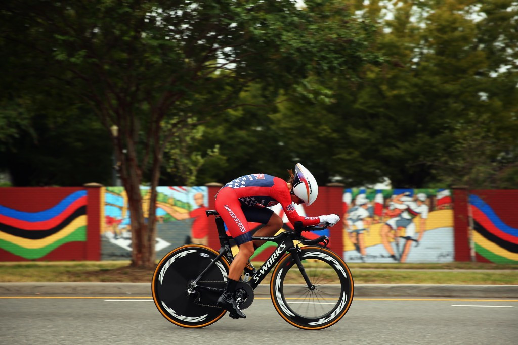 Stevens to challenge women's cycling hour record