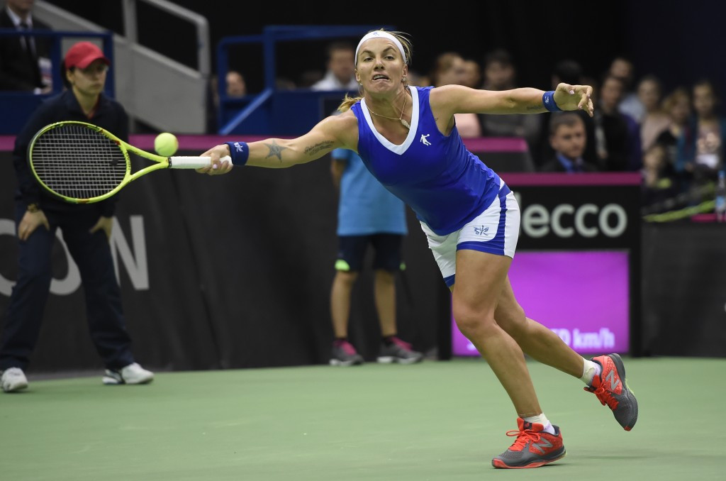 Russia drawn against Belarus in Fed Cup World Group playoffs