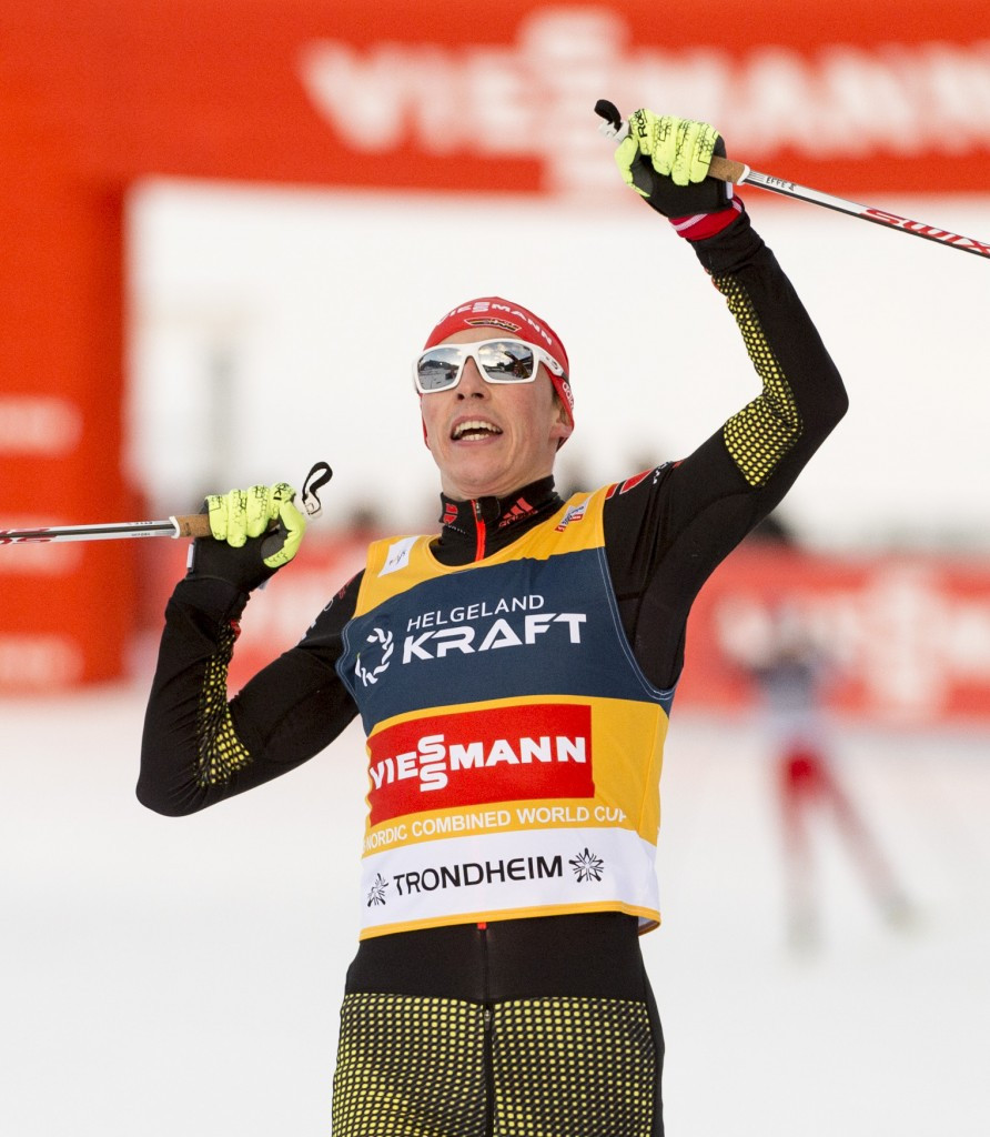 Frenzel makes history with 29th Nordic Combined World Cup win