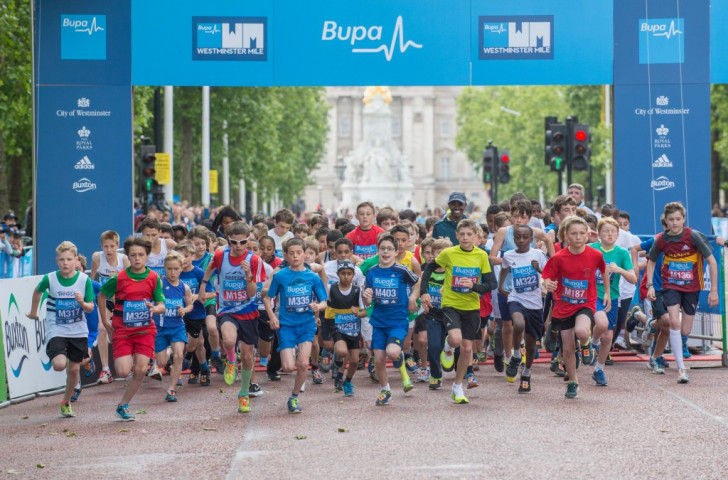 Westminster Mile to feature British Olympic champions