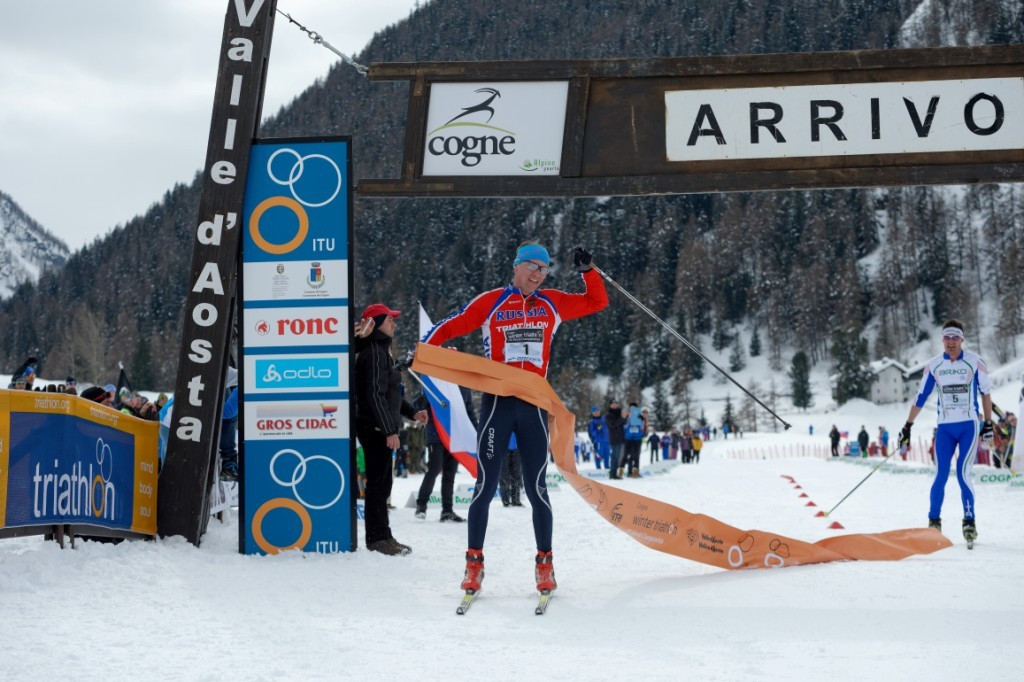 Russian bidding to retain title at ITU Winter World Championships in Austria