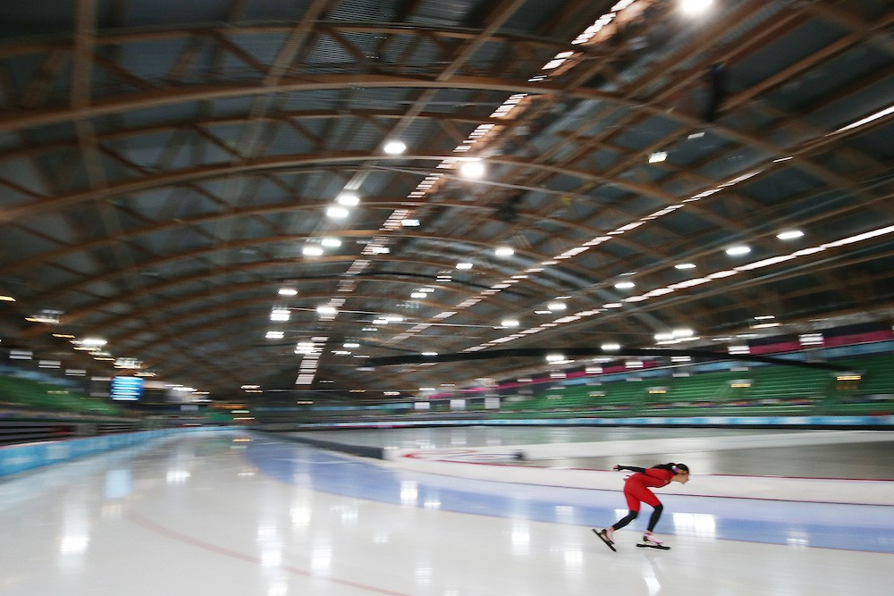 Making disciplines like long-track speed skating more accessible for television audiences is an aim for Didier Gailhaguet if he is elected the new ISU President at the General Assembly in Croatian city Dubrovnik in June ©Getty Images