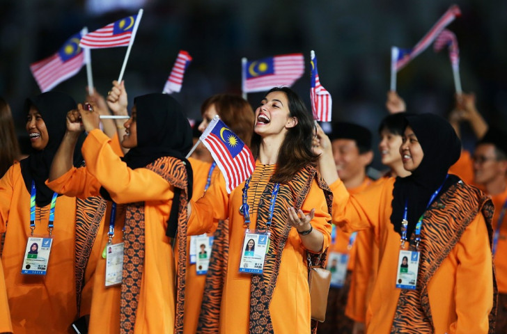Malaysian athletes hit with $40,000 fine for damage caused during Asian Games