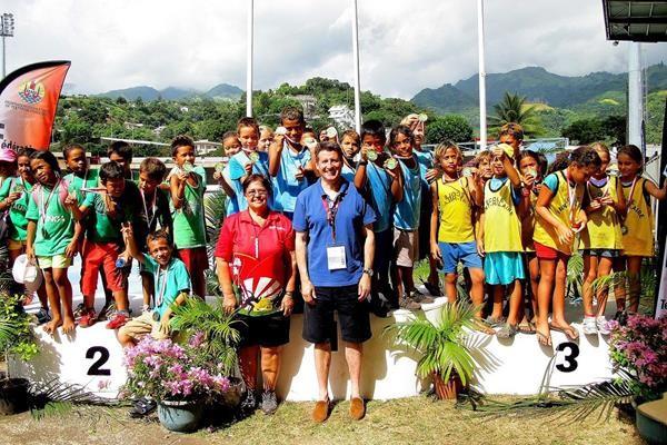 IAAF President Sebastian Coe is angry after Nestlé terminated its sponsorship of the Kids' Athletics programme ©IAAF