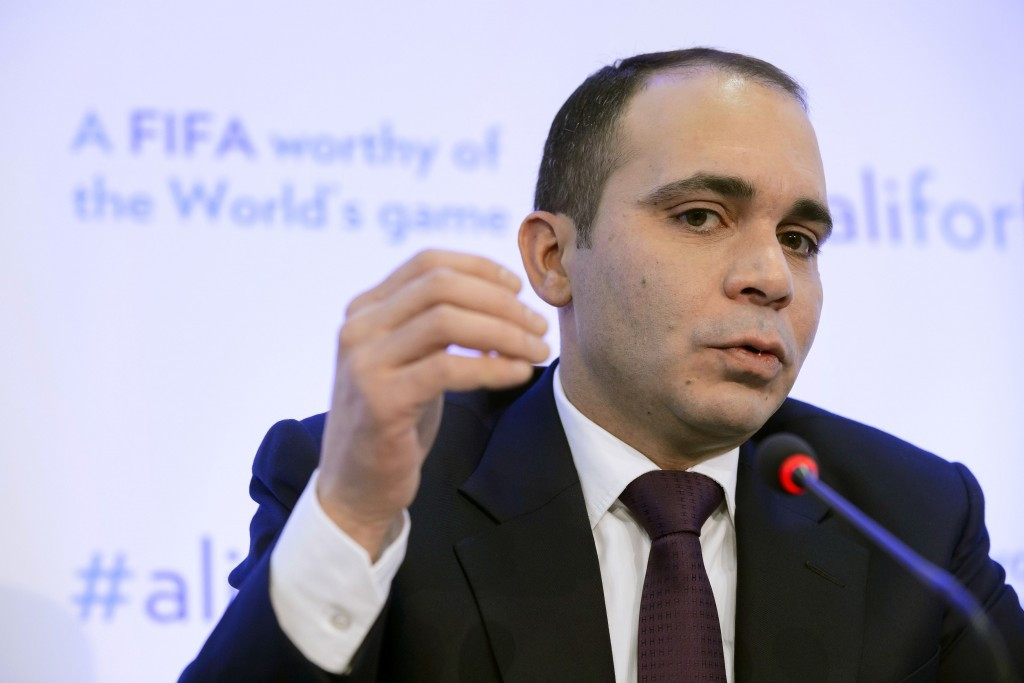 Prince Ali attacks fellow FIFA President candidate Shaikh Salman over torture claims