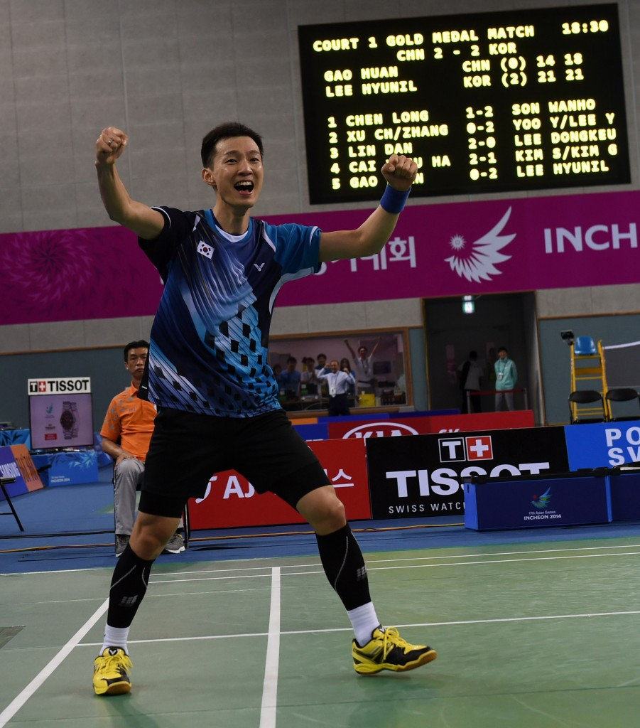 Korean top seeds remain on course to collide in BWF Thailand Masters final