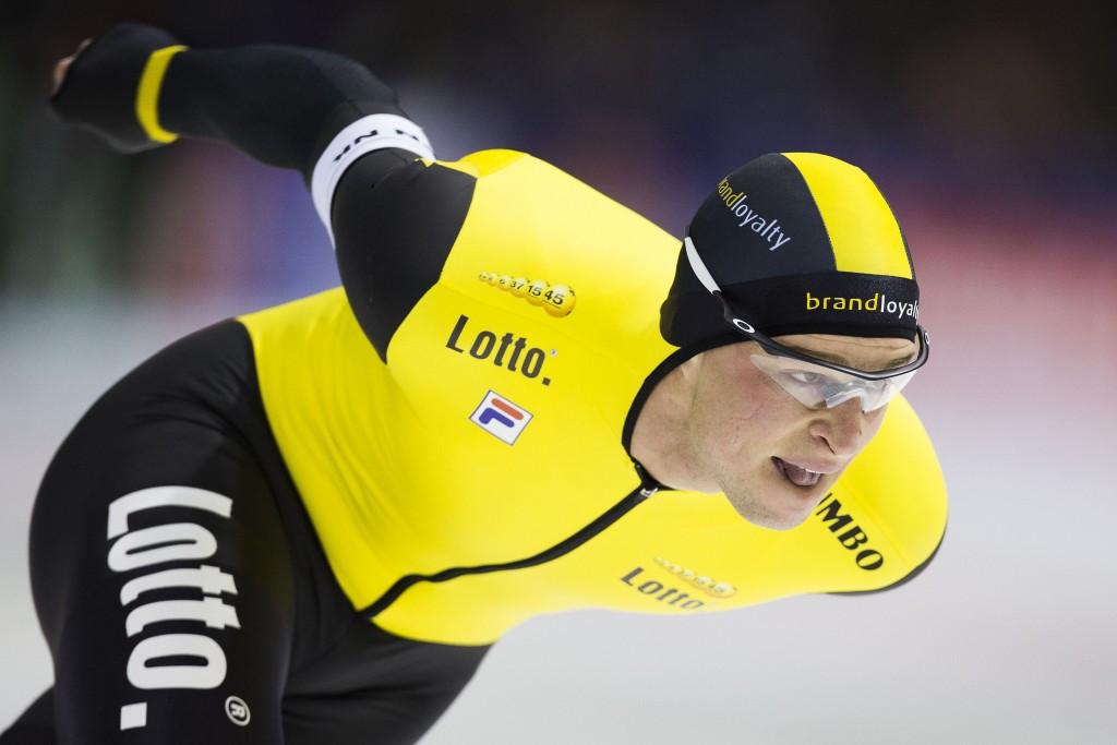 Kramer maintains Dutch dominance as ISU World Single Distances Speed Skating Championships open