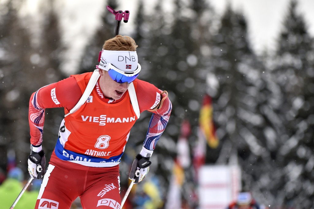 Bø claims dominant IBU World Cup win in Presque Isle