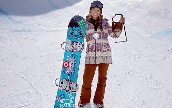 Chloe Kim will become the first-ever American snowboarder to carry the nation's flag at the Opening Ceremony of a Winter Olympics or Winter Youth Olympics