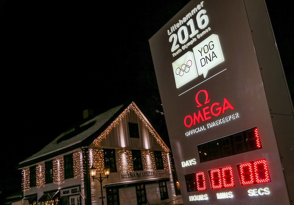 In pictures: Countdown to Lillehammer 2016