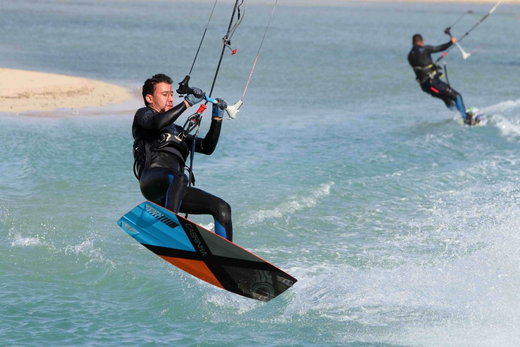 World Sailing chief executive intervenes in row between rival kiteboarding governing bodies