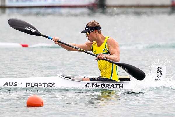 Australians move step closer to places at Rio 2016 Paralympics with victories at Oceania Canoe Sprint Championships
