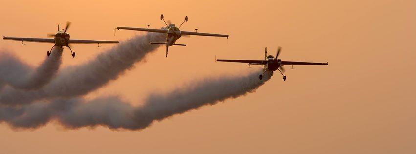 FAI seeking host for next World Air Games after success at Dubai 2015