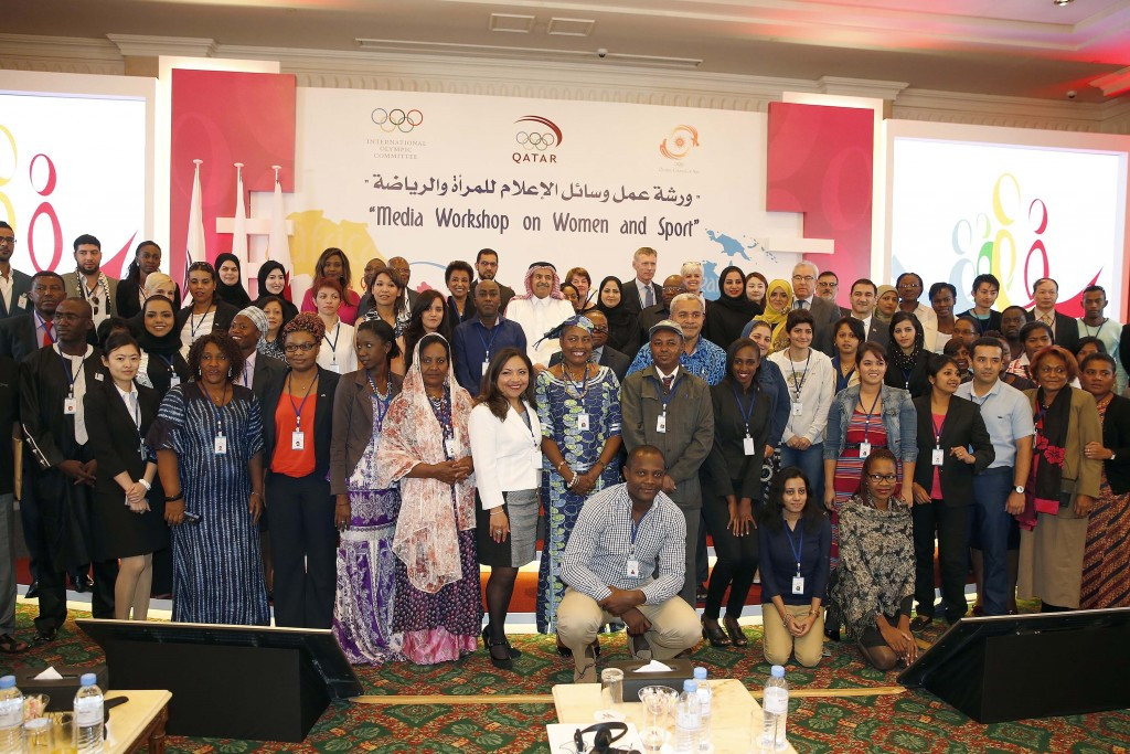 "Women in Sport Media Workshop concludes with production of ""Doha call to action"""