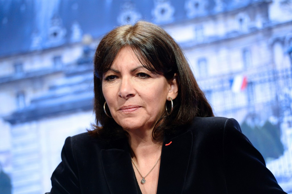 Paris' Mayor Anne Hidalgo has cancelled plans to travel to Lillehammer 2016 following a warning from the IOC ©Getty Images
