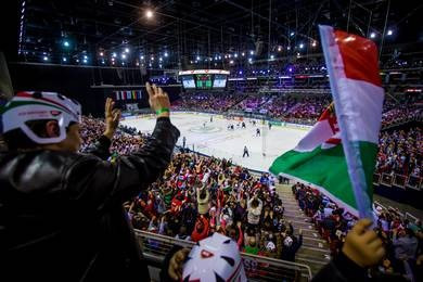 Hosts Hungary maintain winning start at preliminary Olympic ice hockey qualifier in Budapest