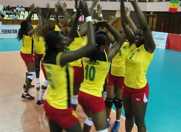 Cameroon beat Tunisia in five-set thriller at Women's African Olympic Volleyball Qualification tournament