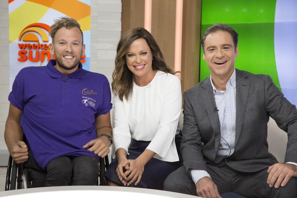 "Australian TV Channel to hold special fundraising ""Parathon"" for Rio 2016 Paralympic hopefuls"