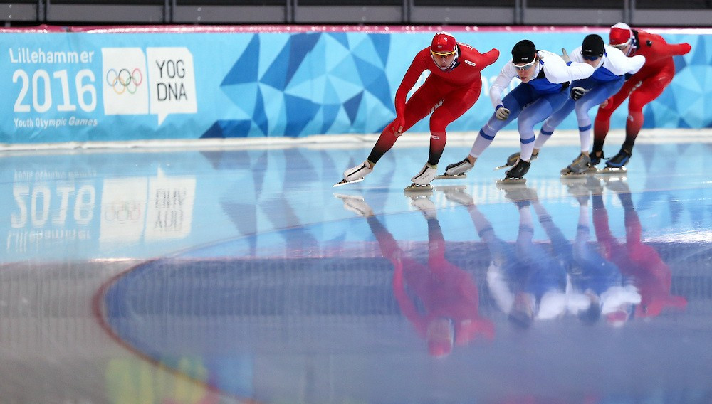 Winter Youth Olympic Games: Day one of competition