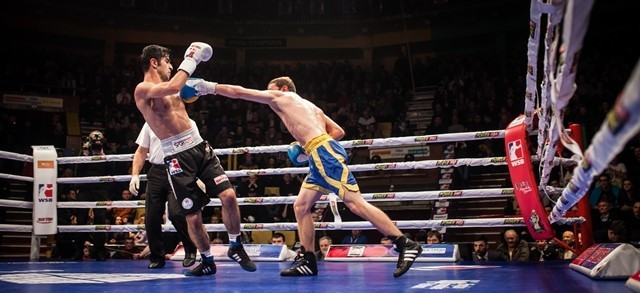 Ukraine Otamans take top spot in World Series of Boxing group with victory over Turkiye Conquerors