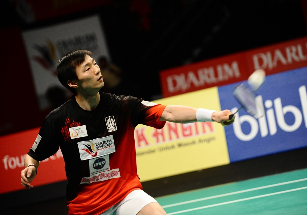 South Korean top seed Lee Hyun-il claimed the men's singles title at the BWF Thailand Masters Grand Prix Gold in Bangkok ©Getty Images