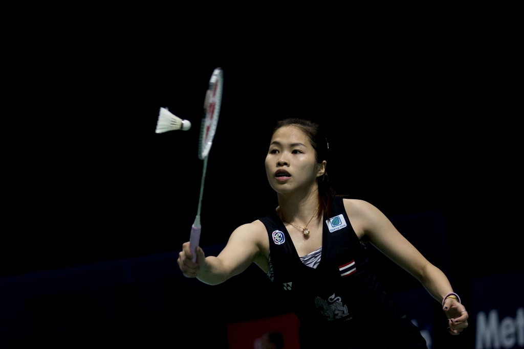 Thailand's Ratchanok Intanon got her hands on the women's singles crown ©Getty Images