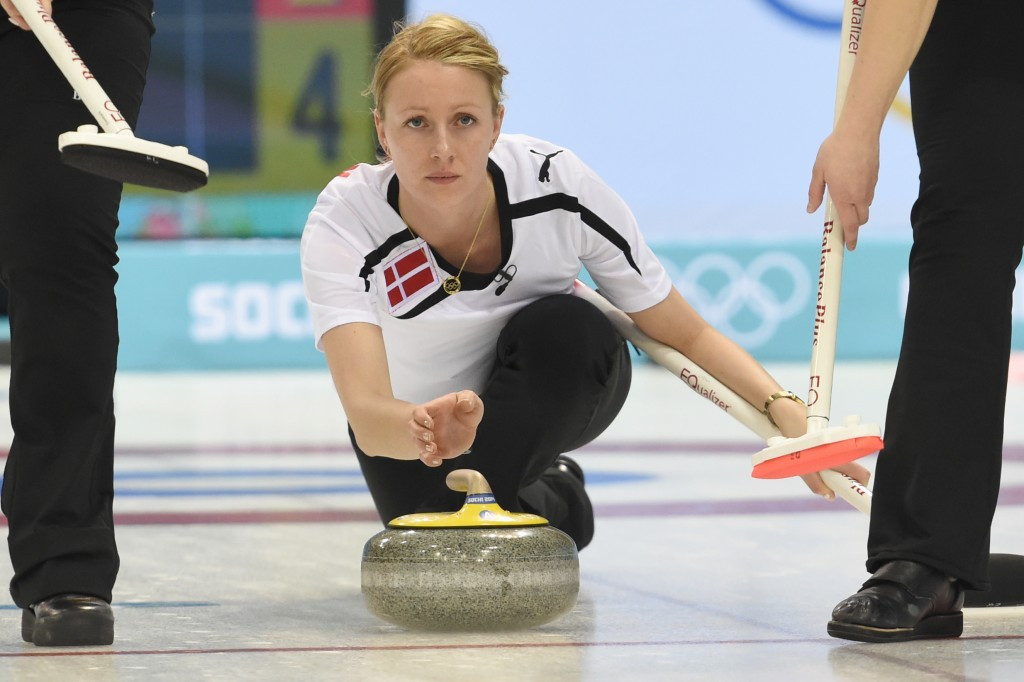 Danish curler tests positive for banned substance after taking herbal pregnancy aid