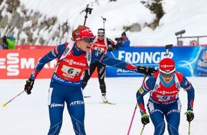 Bø brothers guide Norway to relay triumph at IBU World Cup