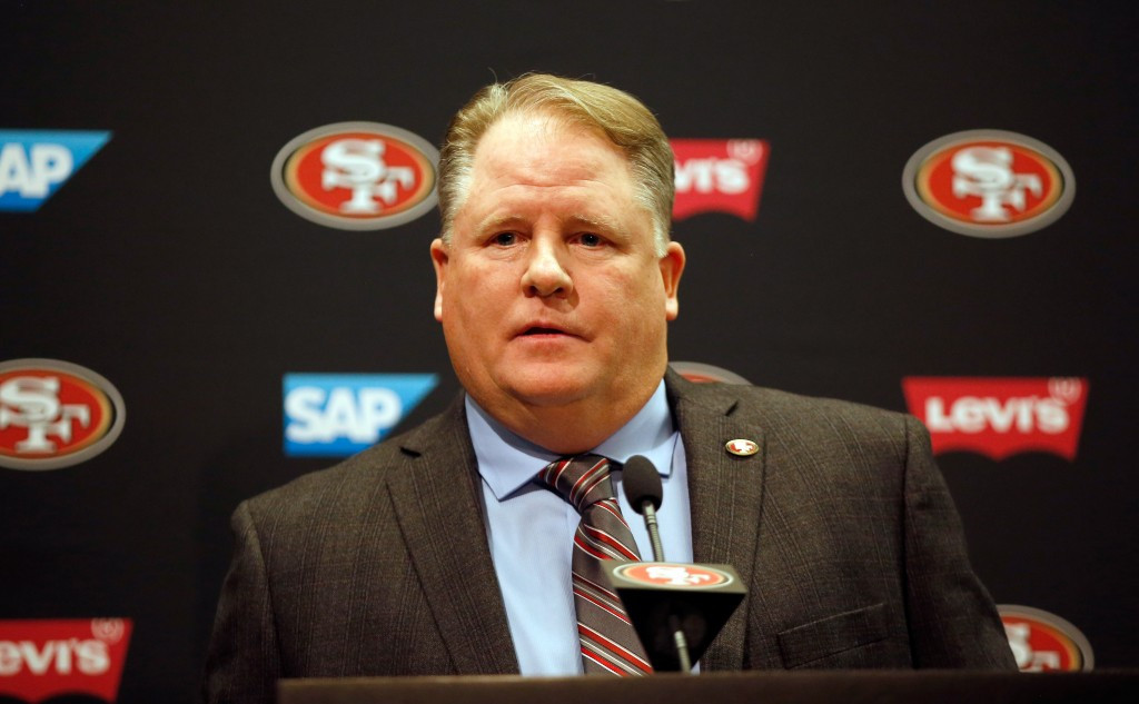 San Francisco 49ers head coach to take part in Military Appreciation Partnerships programme
