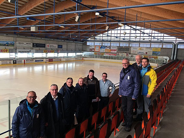FISU Evaluation Committee visits 2021 Winter Universiade bidding city Lucerne