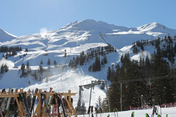 Stoos has been pinpointed as the resort to host Alpine skiing