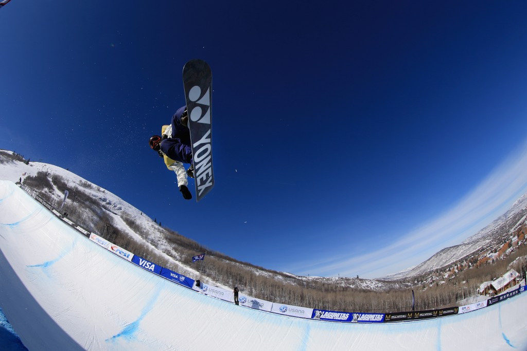 Aono and Cai seal overall World Cup halfpipe titles in Sapporo
