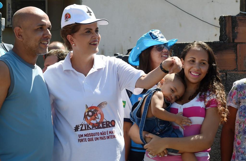 Brazilian President and Rio de Janeiro Mayor both confident Zika virus will not ruin Olympics