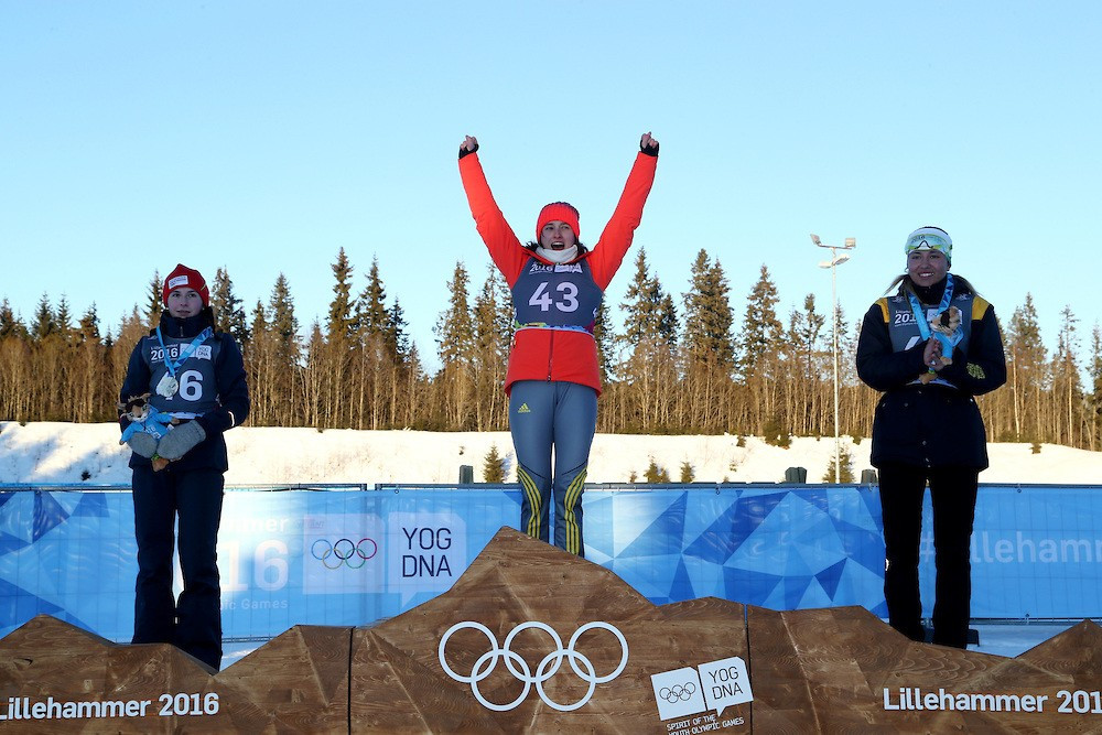 Winter Youth Olympic Games: Day two of competition