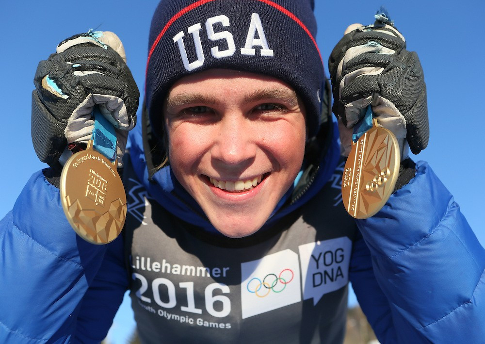 Radamus secures second Lillehammer 2016 gold with narrow Alpine combined victory