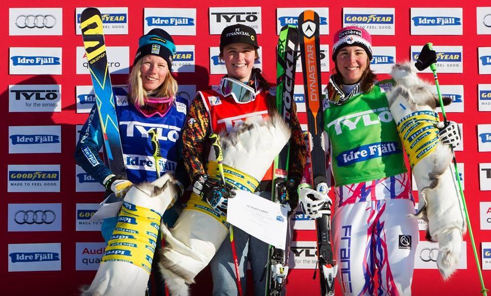 Canadian Thompson claims fourth win of Ski Cross World Cup season